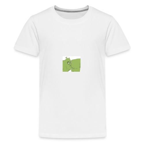 Shrek Ass Eating - Kids' Premium T-Shirt