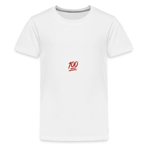 100 flawless - Kids' Premium T-Shirt