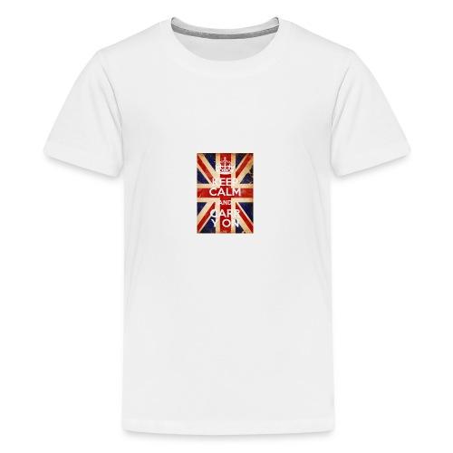 Keep Calm Generator 1508700308451 - Kids' Premium T-Shirt