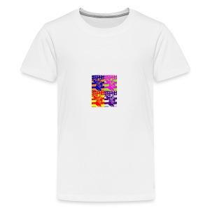 patton 2 ConvertImage - Kids' Premium T-Shirt