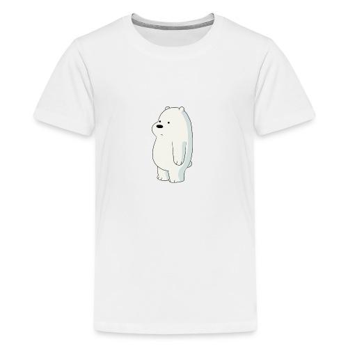 Cub Ice Bear - Kids' Premium T-Shirt