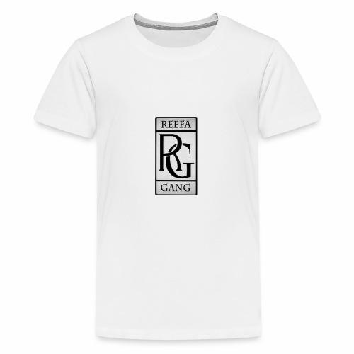 Reefa Gang logo - Kids' Premium T-Shirt