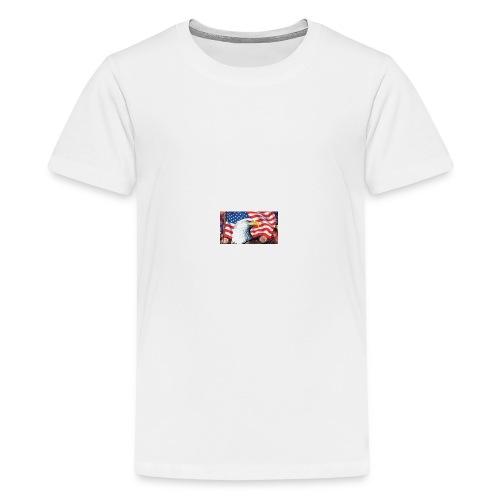 amerca - Kids' Premium T-Shirt