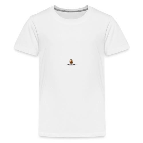 BAPE large - Kids' Premium T-Shirt