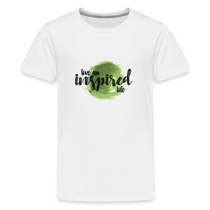 Inspired Life - Kids' Premium T-Shirt