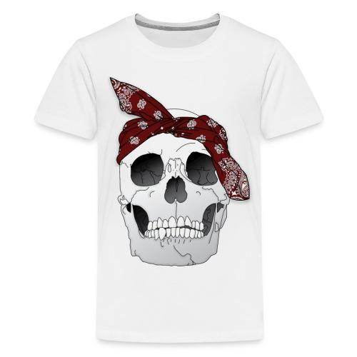RIP Tu.pac [In Red] - Kids' Premium T-Shirt