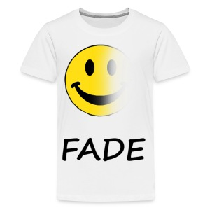 Fade Official Smile - Kids' Premium T-Shirt