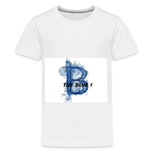 THE BLUE 1 - Kids' Premium T-Shirt