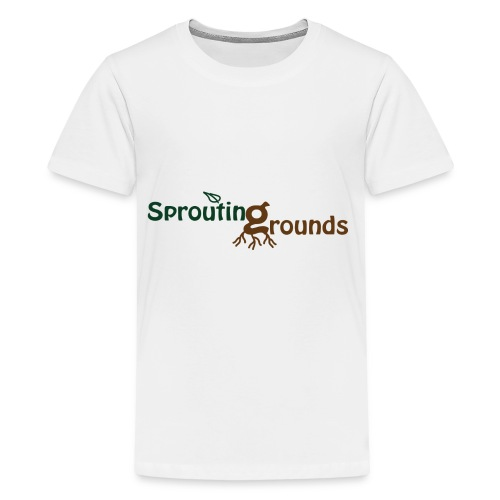 Sprouting Grounds 2016 - Kids' Premium T-Shirt