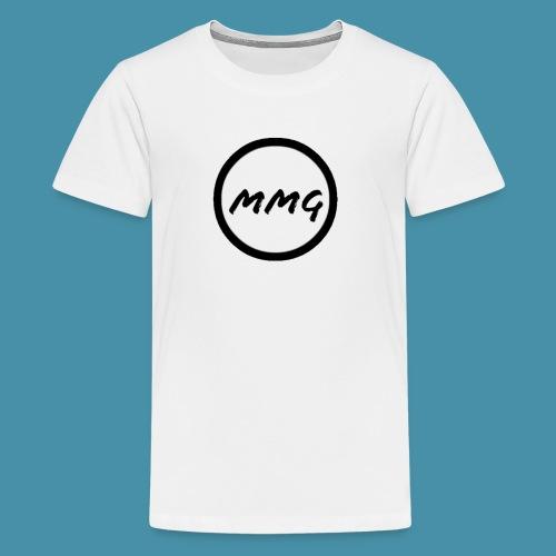 MMG which means mirmirmirgaming - Kids' Premium T-Shirt