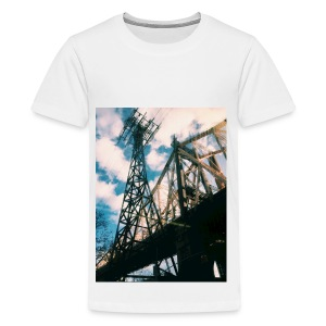Ed Koch bridge - Kids' Premium T-Shirt
