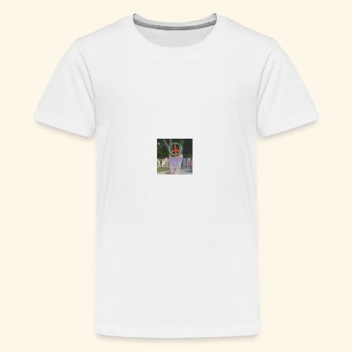 Peace Shirt - Kids' Premium T-Shirt