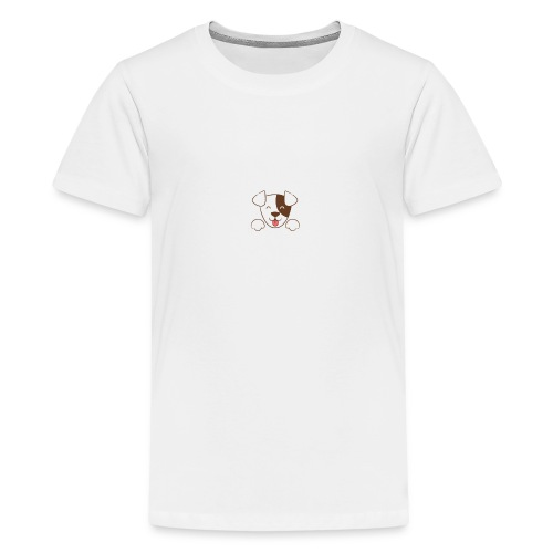 Daisy Dog - Kids' Premium T-Shirt