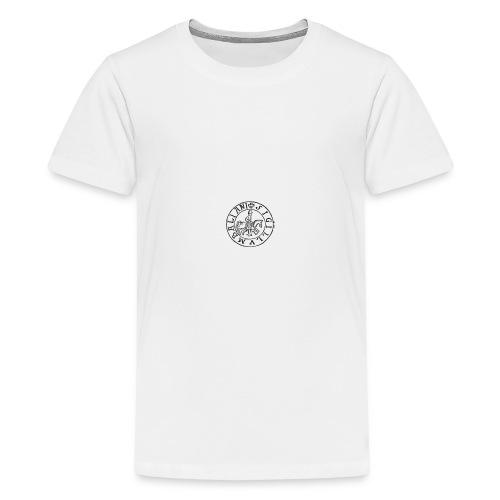 italian warrior - Kids' Premium T-Shirt