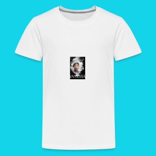 Vanessa smoke - Kids' Premium T-Shirt