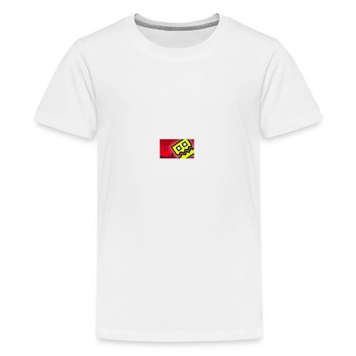 TheGeoMaster WHO ARE YOU?!?! Shirt - Kids' Premium T-Shirt