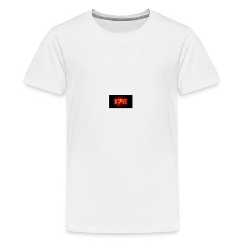 love fire - Kids' Premium T-Shirt