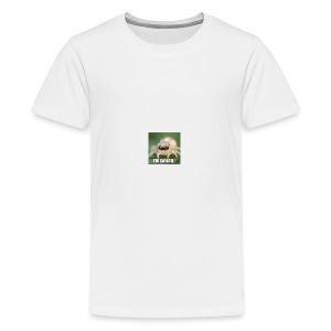i just find myself a cute spider what should i do - Kids' Premium T-Shirt