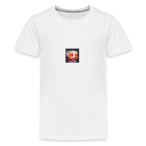 Julio 2k logo - Kids' Premium T-Shirt