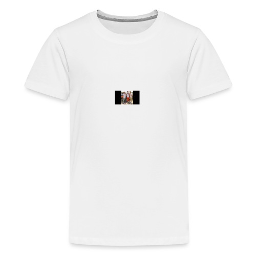 ayo & teo merch - Kids' Premium T-Shirt