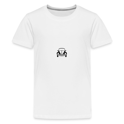 vw-beetle-icon-1573-01 - Kids' Premium T-Shirt