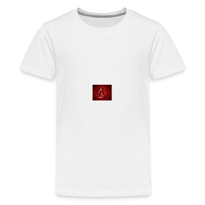 Atheist A jpgweb - Kids' Premium T-Shirt