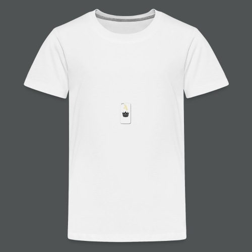 Bossu Design Logo - Kids' Premium T-Shirt