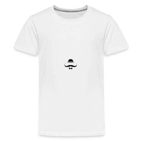 shave logo black - Kids' Premium T-Shirt