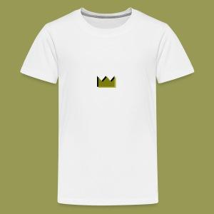 crowns - Kids' Premium T-Shirt