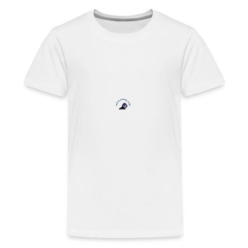 shwing swhang blue - Kids' Premium T-Shirt