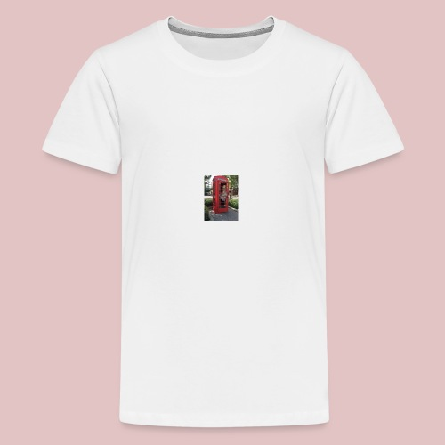 the british mountainier - Kids' Premium T-Shirt