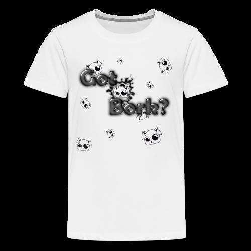 Got Bork? - Kids' Premium T-Shirt