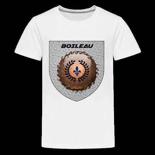 BOILEAU 1 - T-shirt premium pour ados