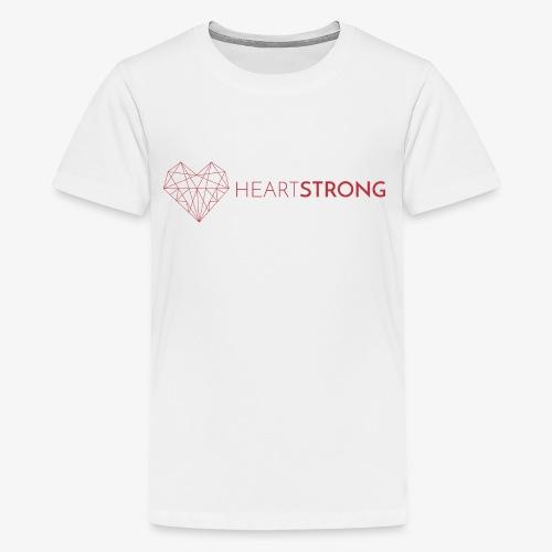 heartstong Horizontal 1 - Kids' Premium T-Shirt