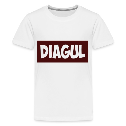 Diagul shirt - Kids' Premium T-Shirt