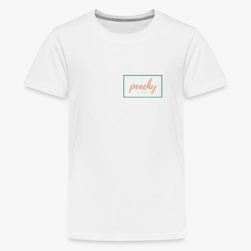 peachy keen - Kids' Premium T-Shirt
