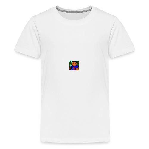 Isaac The Gamer - Kids' Premium T-Shirt