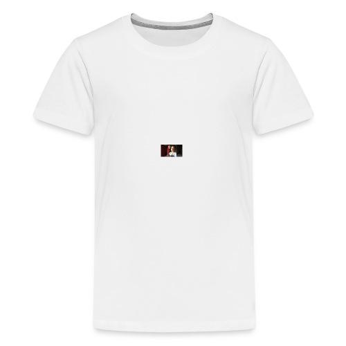 first vid hoddie - Kids' Premium T-Shirt