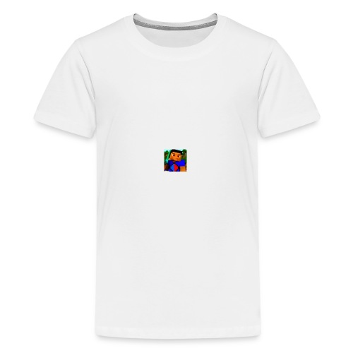 Isaac The Gamer - Kids' Premium T-Shirt