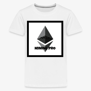 Future Ethereum Mining Pro - Kids' Premium T-Shirt