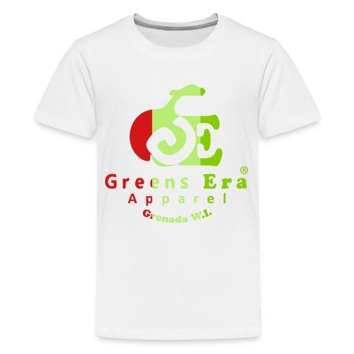 Greens Era Official Apparel - Kids' Premium T-Shirt