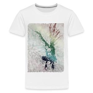 Shinigami Ryuk - Kids' Premium T-Shirt