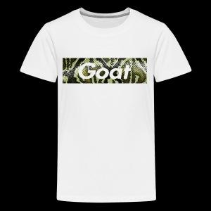 snake Goat bogo - Kids' Premium T-Shirt