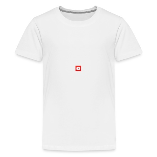 Youtube Shirt - Kids' Premium T-Shirt