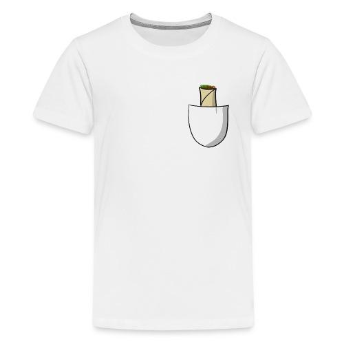 Pocket burrito - Kids' Premium T-Shirt