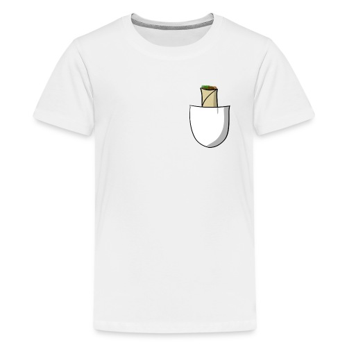 Pocket burrito - Kids' Premium T-Shirt