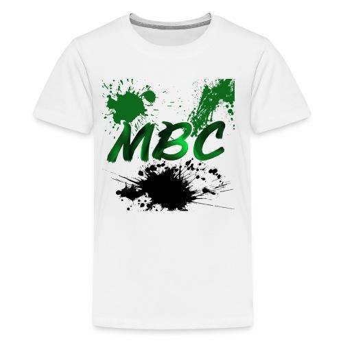 MinerBroConnor With Splatter - Kids' Premium T-Shirt