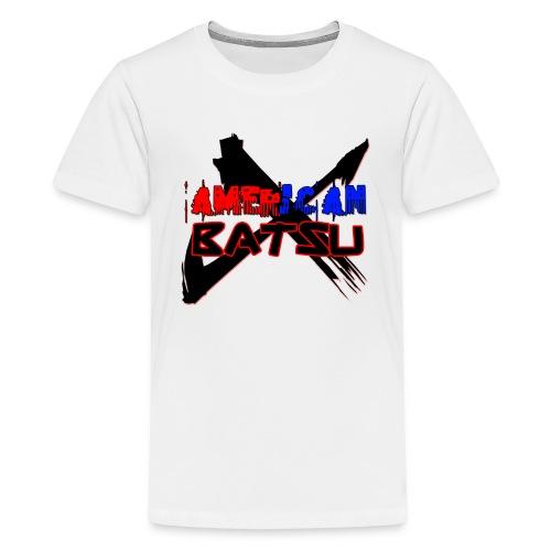 American Batsu Logo - Kids' Premium T-Shirt