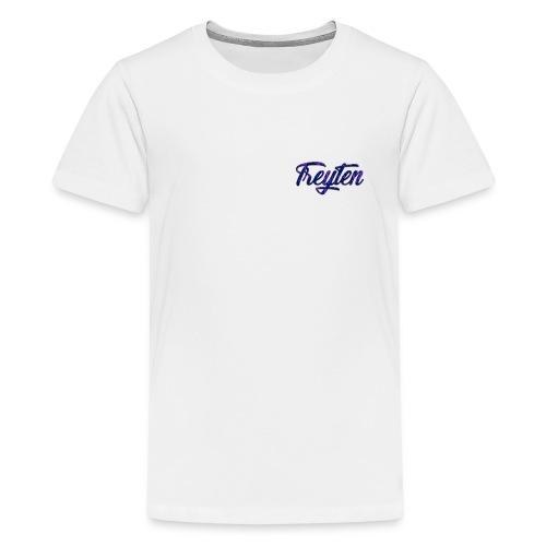 Treyten Simple Logo - Kids' Premium T-Shirt