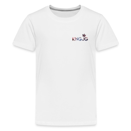 KingJG Galaxy Shirt - Kids' Premium T-Shirt